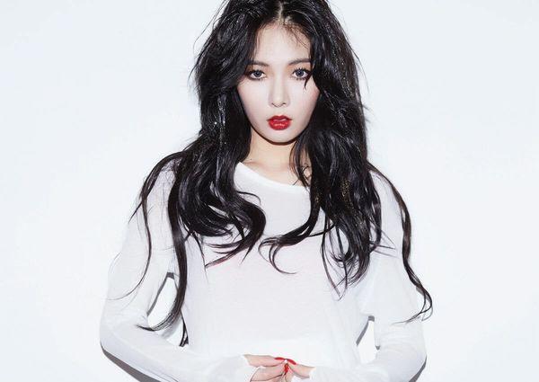 Nữ hoàng gợi cảm HyunA dính nghi vấn bơm môi khi xuất hiện với đôi môi xúc xích to mọng-7