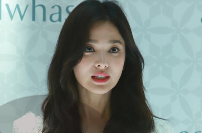 Song Hye Kyo lộ dáng gầy gò, mệt mỏi sau khi ly hôn Song Joong Ki-1