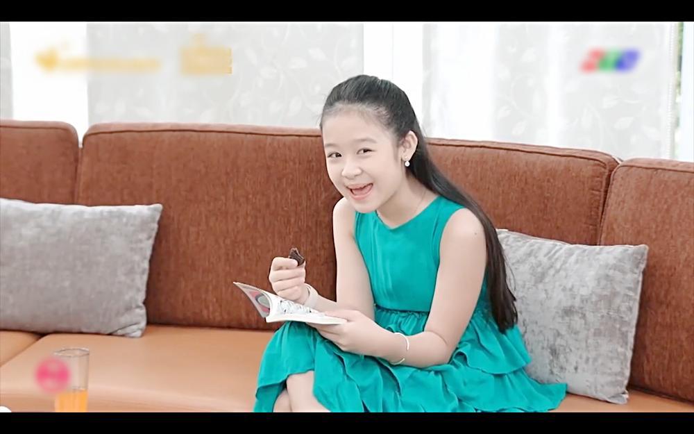 Má thiên hạ Hae Ri khoái chí vì một đứa trẻ ngoan ngoãn cũng có ngày hư giống mình-3