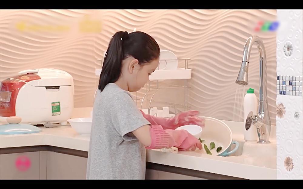 Má thiên hạ Hae Ri khoái chí vì một đứa trẻ ngoan ngoãn cũng có ngày hư giống mình-5