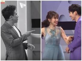 Thấy trai đẹp xuất hiện, Hari Won lập tức 'ghẻ lạnh' Trấn Thành khiến chồng sững sờ trên sóng truyền hình