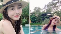 'Nữ hoàng tuyết' Sung Yuri vẫn trẻ đẹp như thiếu nữ dù đã U40