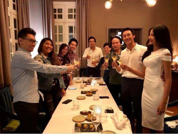 Sau tin đồn hẹn hò, Á hậu Hoàng Thùy công khai ảnh thân mật chúc mừng sinh nhật người tình tin đồn Rocker Nguyễn-3