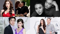 Những thiếu gia đào hoa, yêu nhiều người đẹp showbiz Việt