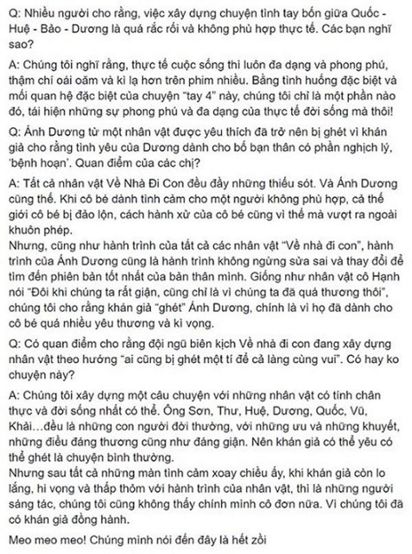 Dương bị khán giả ném đá vì láo với Huệ, mẹ đẻ Về Nhà Đi Con chính thức lên tiếng-5