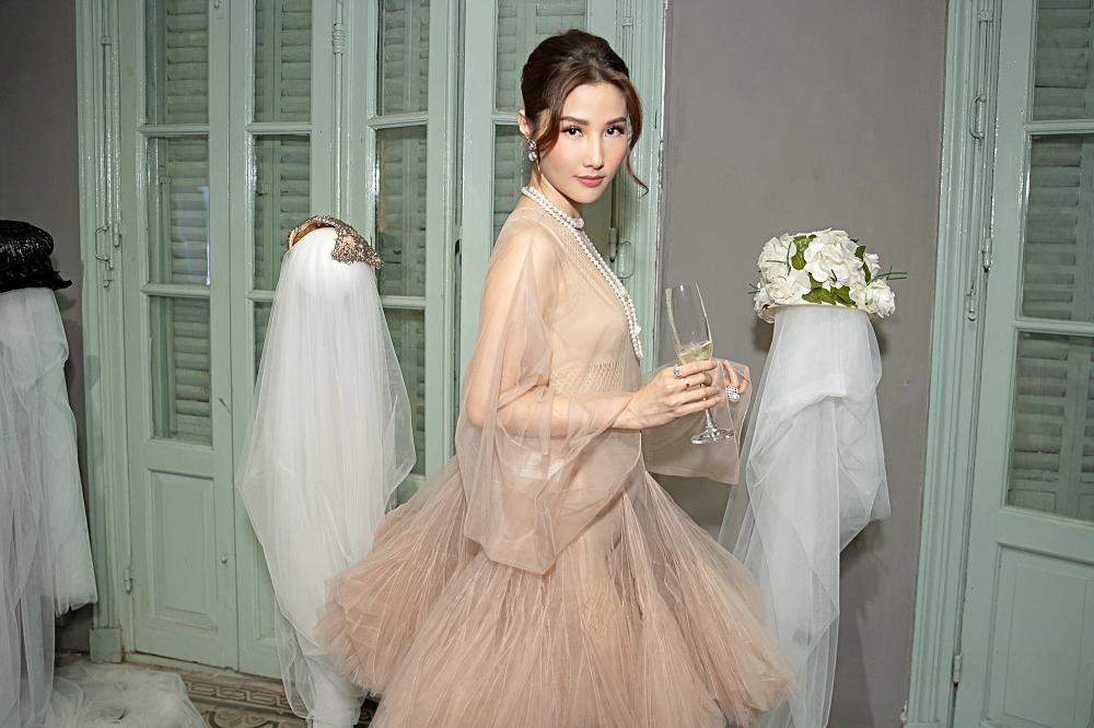 Đụng váy với Song Hye Kyo, Diễm My can tâm nhận mọi sự so sánh-5