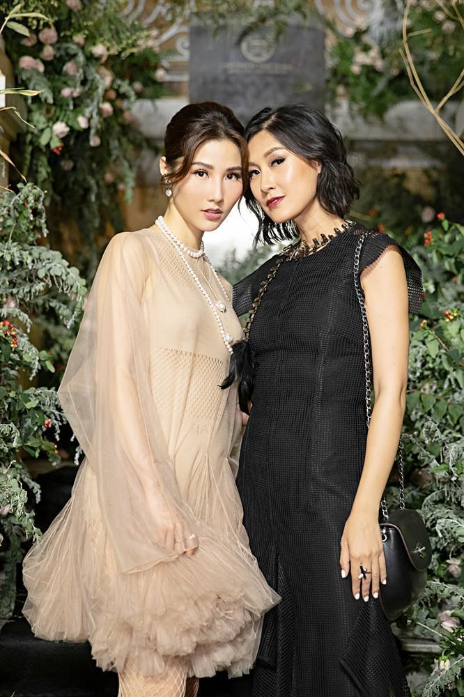 Đụng váy với Song Hye Kyo, Diễm My can tâm nhận mọi sự so sánh-6