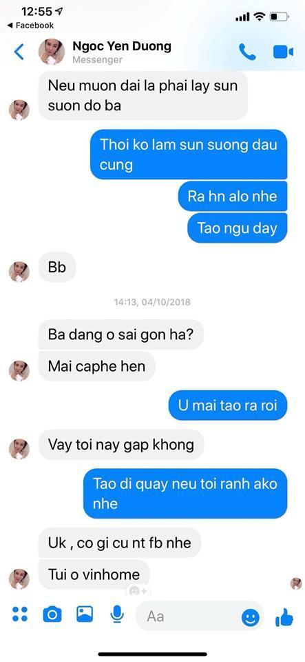 Dương Yến Ngọc chê Việt Anh dao kéo phá tướng, Quế Vân lập tức tung tin nhắn tố họ Dương từng là nạn nhân phẫu thuật hỏng-7