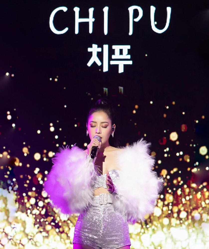 Bỗng dưng không còn phô chênh lệch nốt, cư dân mạng ngỡ ngàng khi nghe Chi Pu hát live khác gì bật đĩa-1