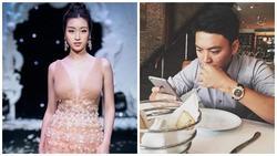 Đỗ Mỹ Linh đăng status lạ - Bảo Hưng khóa Instagram sau khi nụ hôn nơi công cộng bị lan truyền