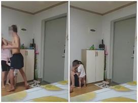 Bắt giữ chồng Hàn Quốc đánh vợ Việt tàn nhẫn đến gãy xương sườn