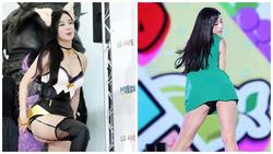 Nữ thần tượng 23 tuổi xứ Hàn nghiện mặc 'hở bạo' dù liên tục bị chỉ trích