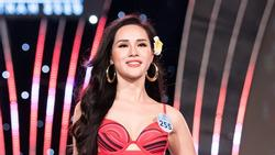 Bạn gái Trọng Đại bất ngờ bị loại sớm khỏi cuộc thi Hoa hậu Thế giới Việt Nam 2019