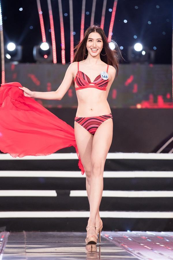 Bạn gái Trọng Đại bất ngờ bị loại sớm khỏi cuộc thi Hoa hậu Thế giới Việt Nam 2019-14