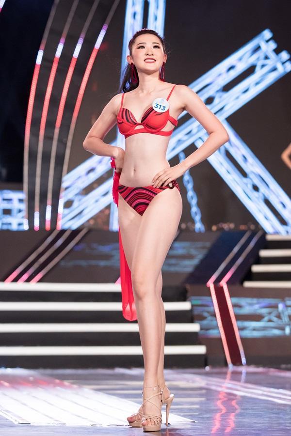 Bạn gái Trọng Đại bất ngờ bị loại sớm khỏi cuộc thi Hoa hậu Thế giới Việt Nam 2019-16