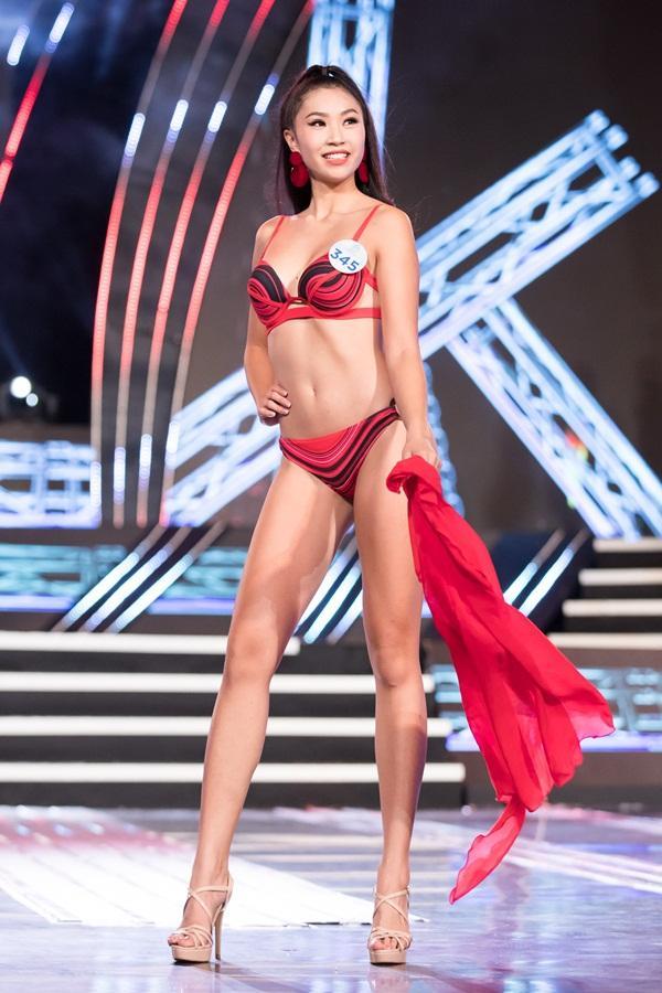 Bạn gái Trọng Đại bất ngờ bị loại sớm khỏi cuộc thi Hoa hậu Thế giới Việt Nam 2019-17