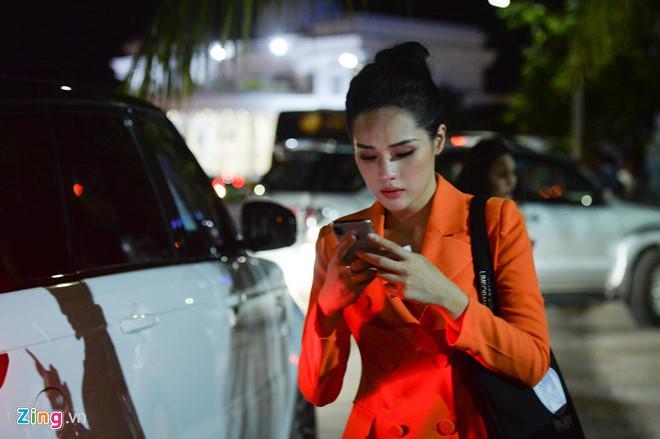 Bạn gái Trọng Đại khóc nức nở khi bị loại ở Hoa hậu Thế giới Việt Nam-1