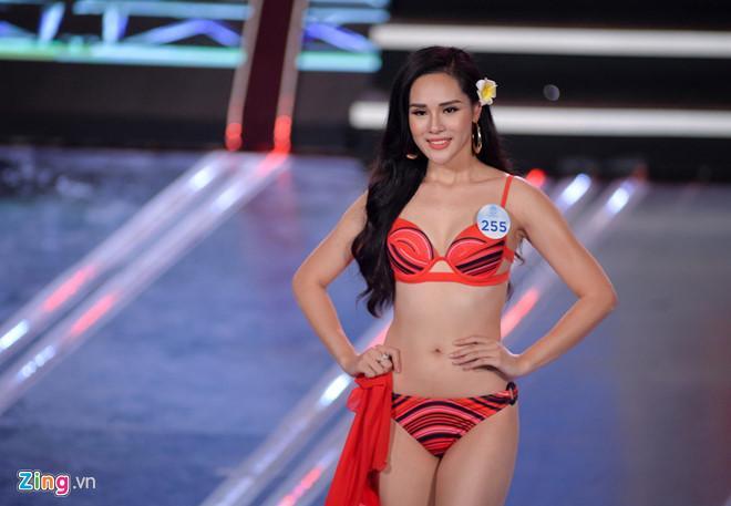 Bạn gái Trọng Đại khóc nức nở khi bị loại ở Hoa hậu Thế giới Việt Nam-6