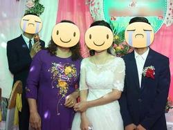 Oan gia ngõ hẹp: Cô dâu chú rể khóc dở mếu dở vì bố đẻ là người yêu cũ của mẹ vợ