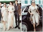 Ngoài phong cách thời trang hiếm khi đẹp, Phượng Chanel lại bị soi cách xuống xe kém sang
