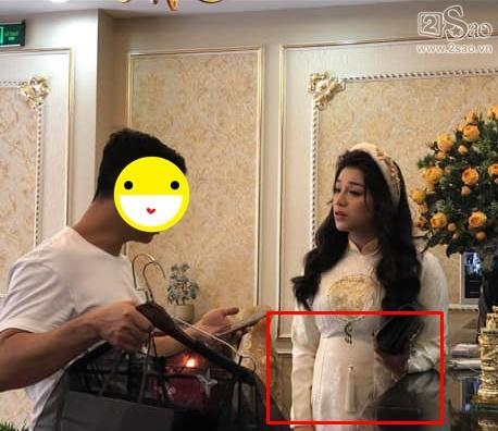 Bùi Tiến Dũng buột miệng tiết lộ sự thật về nghi án ăn hỏi chạy bầu với bạn gái Khánh Linh-2