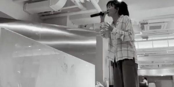 Seulgi (Red Velvet) cover Speechless (Aladin): Hát sương sương thôi cũng đủ làm fan xao xuyến-1
