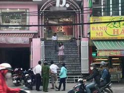Cơ quan chức năng vào cuộc vụ shop đồ lưu niệm ở Sài Gòn thu phí gửi xe 200.000 đồng vì khách không mua hàng