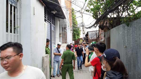 Nóng: Một nữ sinh ở Sài Gòn bị sát hại dã man, cơ thể có nhiều vết thương nghi bị dao đâm-2