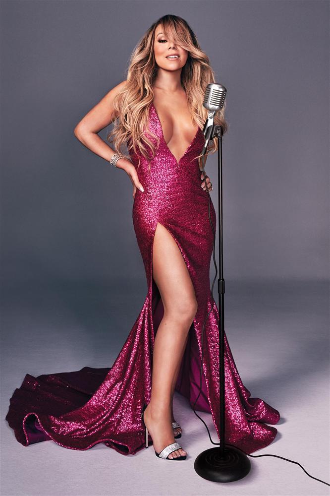 Giọng hát cao đến nỗi làm bật tung nắp chai, Mariah Carey khiến dân tình tròn mắt vì khả năng quá đáng sợ-2