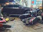 Nữ tài xế lái Mercedes đâm hàng loạt người ở Sài Gòn: Xe mượn của bạn, đạp nhầm chân ga-3