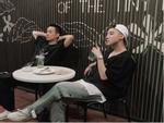 JustaTee khoe ảnh 'chém gió' cùng Sơn Tùng M-TP khiến người hâm mộ 'sốt xình xịch' mơ về một siêu phẩm kết hợp đỉnh cao