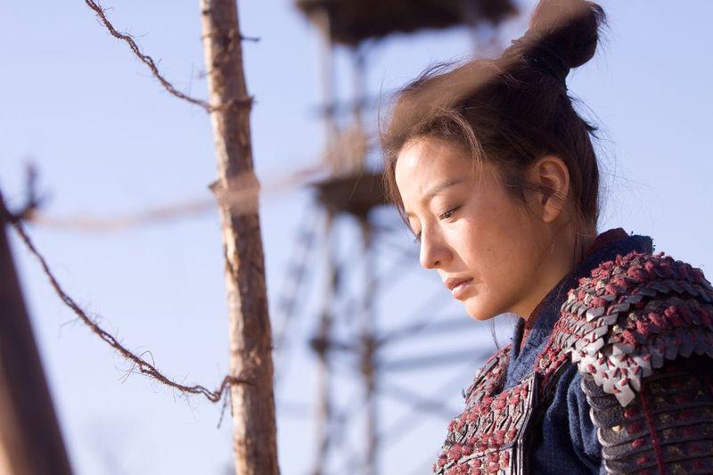 Lưu Diệc Phi bị chê không xứng đóng Hoa Mộc Lan, cư dân mạng đồng loạt gọi tên Triệu Vy-3
