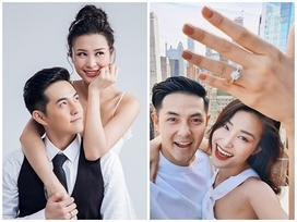 Đông Nhi đồng ý làm vợ Ông Cao Thắng, khán giả xúc động: 'Cuối cùng showbiz cũng có tình yêu lâu bền'