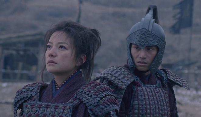 Lưu Diệc Phi bị chê không xứng đóng Hoa Mộc Lan, cư dân mạng đồng loạt gọi tên Triệu Vy-4