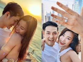 Chuyện tình 10 năm đẹp như cổ tích của Đông Nhi và Ông Cao Thắng trước khi làm đám cưới
