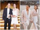 Ông Cao Thắng - Đông Nhi: Hành trình 10 năm lên đồ đồng điệu của 'cặp đôi vàng trong làng đi ăn cưới nhà người ta'