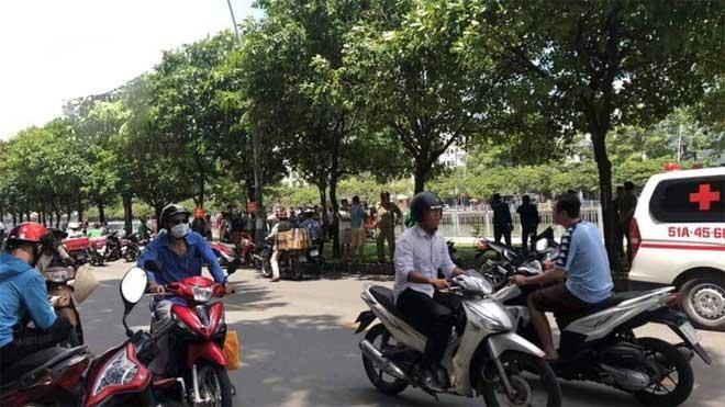 Tìm thấy thi thể nổi trên kênh Nhiêu Lộc, nghi là đối tượng sát hại nữ sinh viên 19 tuổi ở Sài Gòn-2