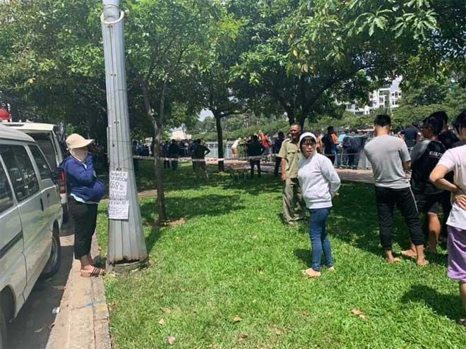 Tìm thấy thi thể nổi trên kênh Nhiêu Lộc, nghi là đối tượng sát hại nữ sinh viên 19 tuổi ở Sài Gòn-1