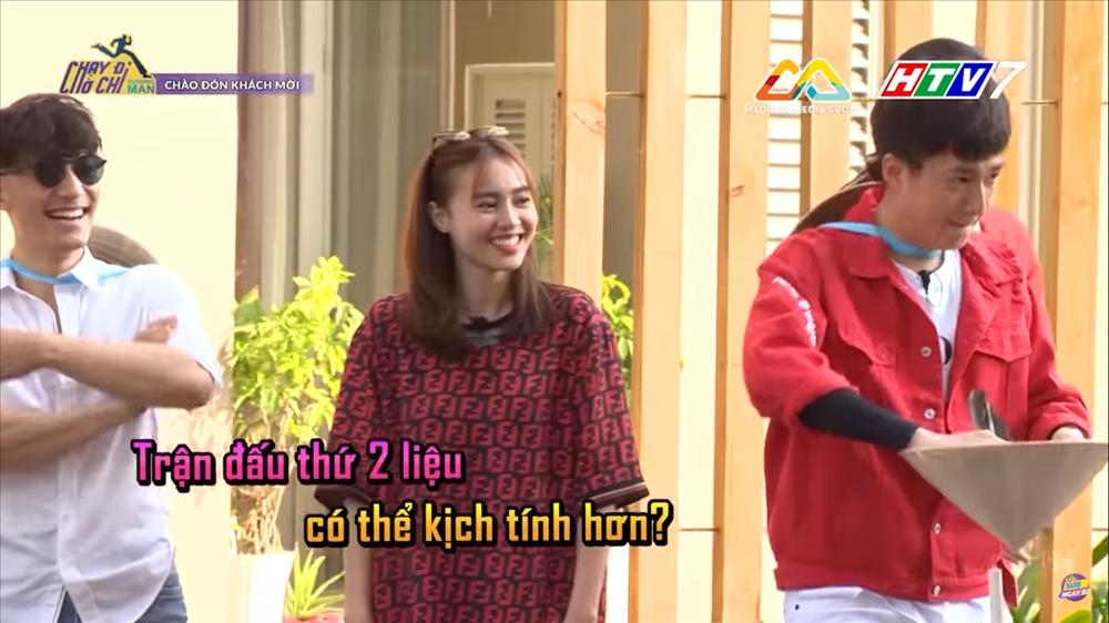 Mặc áo giống hệt Chi Dân quay gameshow, Ninh Dương Lan Ngọc lộ bằng chứng yêu đương khó chối cãi-4