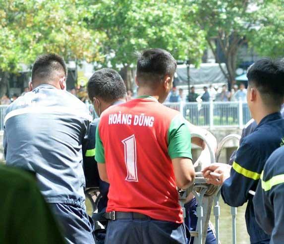 Công an xác nhận, thi thể nổi trên kênh Nhiêu Lộc chính là đối tượng sát hại nữ sinh 19 tuổi ở Sài Gòn-1