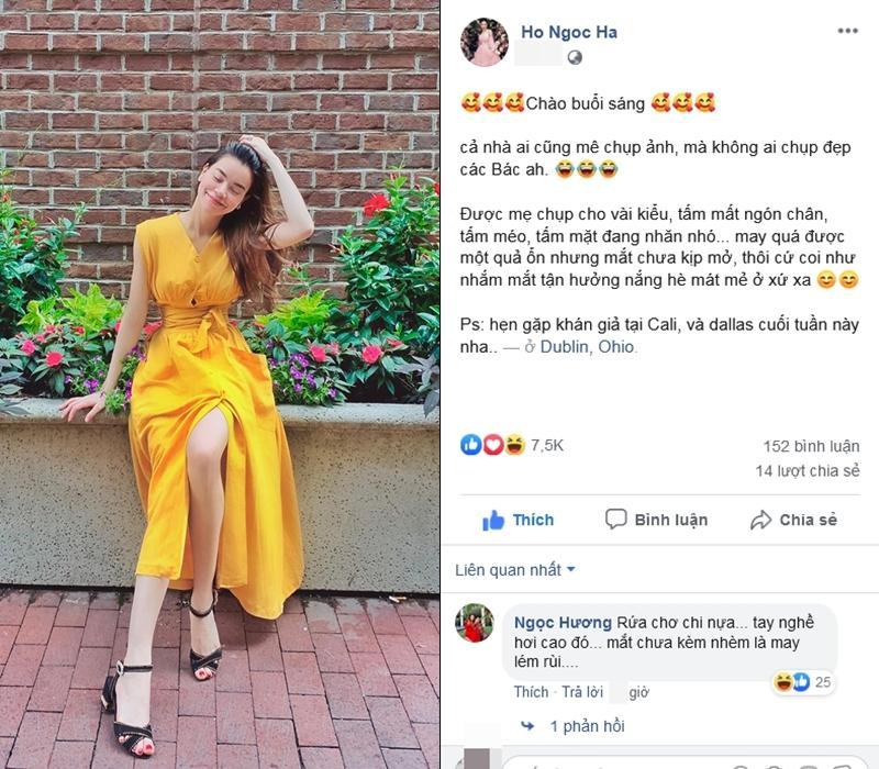 Phản ứng bất ngờ của mẹ Hồ Ngọc Hà khi bị con gái công khai chê chụp hình không đẹp-8