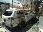Chấn động vụ ném 'bom xăng' vào quán cà phê ở TP Biên Hòa