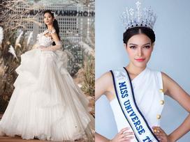 Bản tin Hoa hậu Hoàn vũ 9/7: Hoàng Thùy mặc váy cưới lộng lẫy, thần thái sắc lạnh 'chặt chém' đối thủ Thái Lan