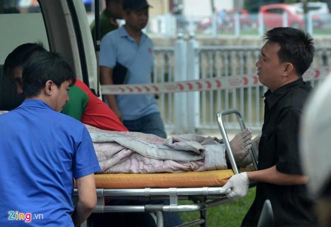 Phút cuối của nghi can sát hại nữ sinh 19 tuổi ở Sài Gòn-2