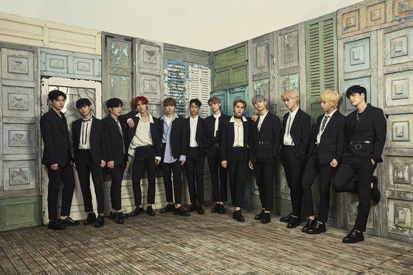 Nhóm nhạc tân binh KPop chưa kịp debut đã bị neitizen ném đá vì ảnh bìa… học hỏi Wanna One-1