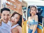 Đăng hình đính hôn tình tứ, Đông Nhi khiến cộng đồng mạng chú ý bởi chi tiết lạ