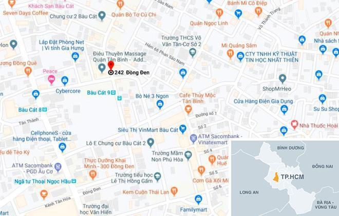 Đột kích tiệm massage Điêu Thuyền kích dục giá 13 triệu đồng ở Sài Gòn-2