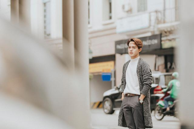 Diễn viên Quang Anh: Điều tôi cảm thấy tự ti nhất là chiều cao của mình-1
