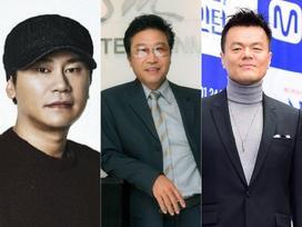 Tình hình 'ảm đạm' bao trùm bộ ba ông lớn YG - SM - JYP