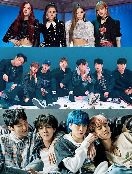 Tình hình ảm đạm bao trùm bộ ba ông lớn YG - SM - JYP-2